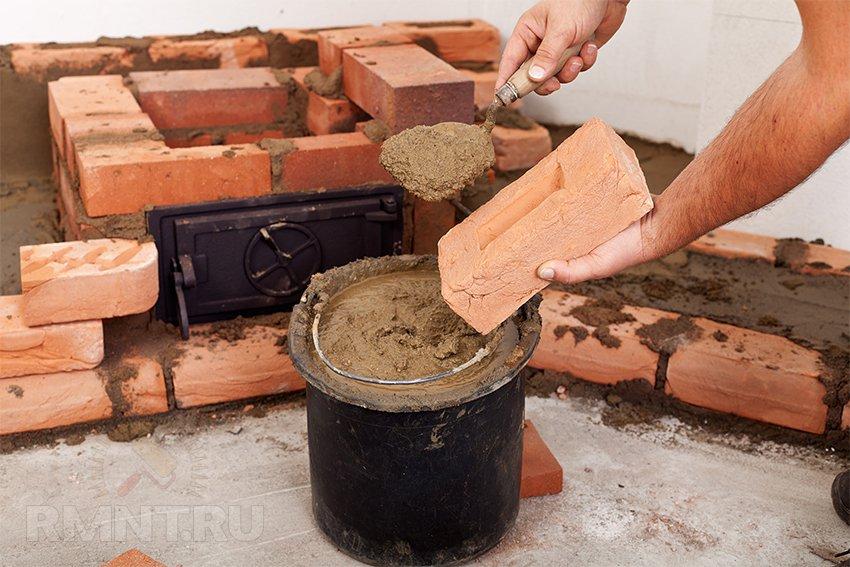 Как сделать настоящую русскую печь своими руками
