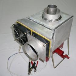 Теплообменник для рыбалки Сибтермо СТ-1.6