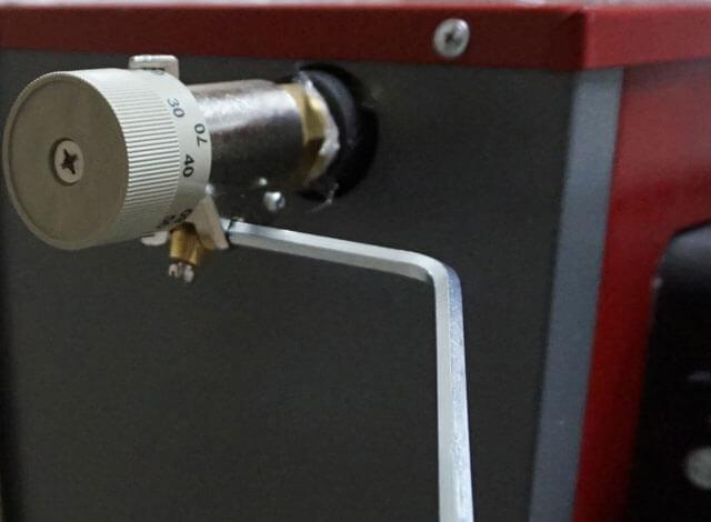 механический регулятор тяги для твердотопливных котлов тягорегулятор