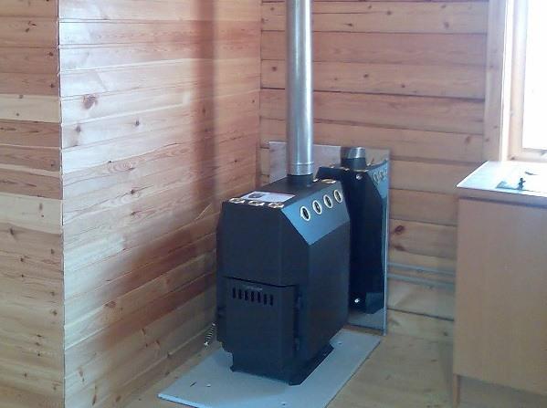 Как сделать воздушное отопление частного дома своими руками — схемы, фото и видео