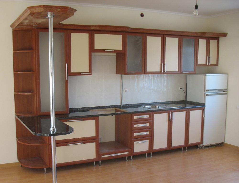 Как сделать кухню самому