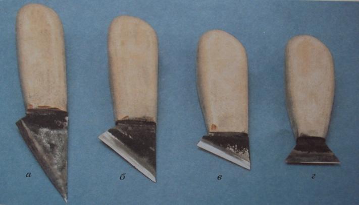 Инструменты резьба по дереву своими руками