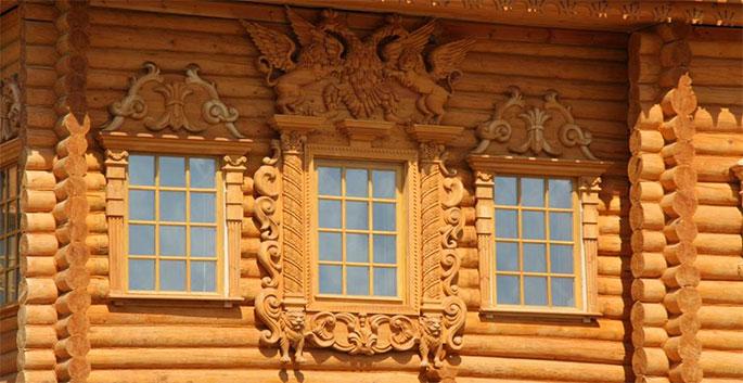 Наличники на деревянные дома фото своими руками