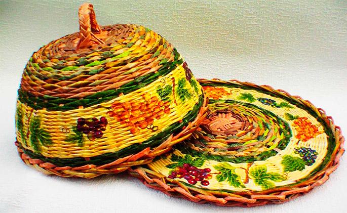 Одноразовые бумажные тарелки москва