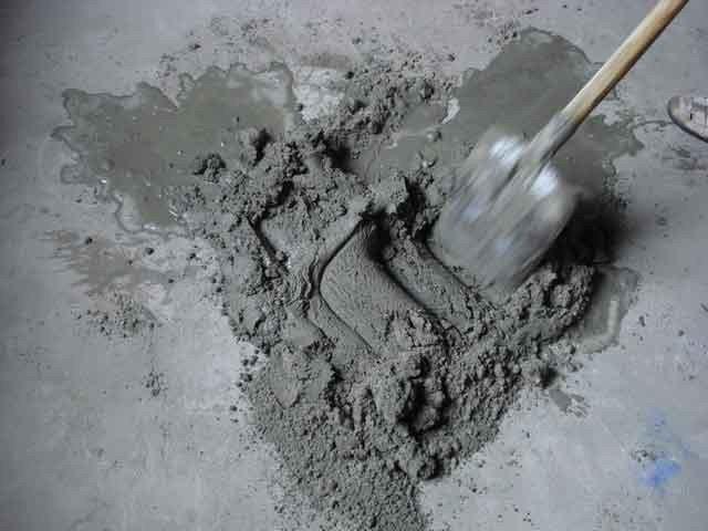 Что такое сложный строительный раствор церезит ремонт бетона