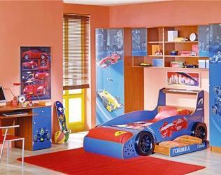 Мебель в комнату мальчика, советы