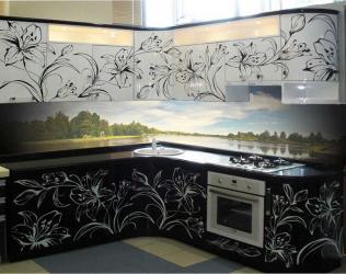 Фасады для кухни. Делать самому или заказать?