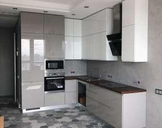 С чего начать ремонт в кухне?