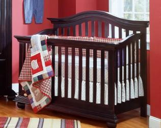 Как сделать детскую кроватку своими руками