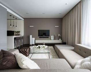Как обустроить малогабаритную однокомнатную квартиру