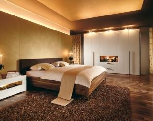 Делаем дизайн спальни своими руками
