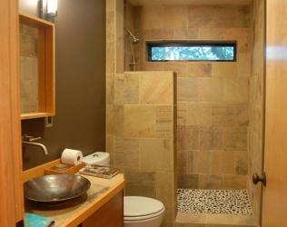 Дизайн туалета маленького размера - пошаговая инструкция