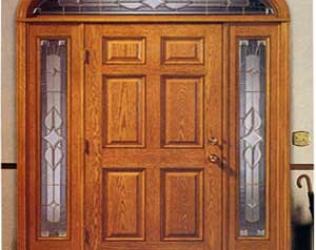 Делаем откосы для входных дверей своими руками