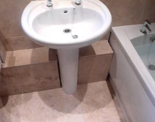 Как правильно сделать короб для труб в ванной