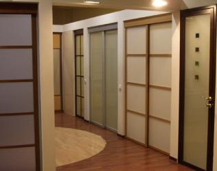 Пластиковые межкомнатные двери - преимущества, конструкция, внешний вид