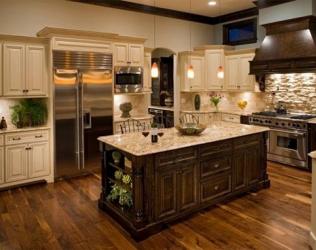 Делаем дизайн кухни своими руками