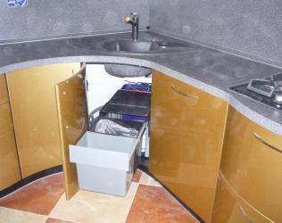 Сборка кухонной мебели - поочередность и советы сборки