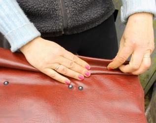 Как обить дверь дермантином своими руками