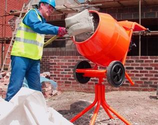 Приготовление бетона в бетономешалке: рабочие хитрости и правильные пропорции