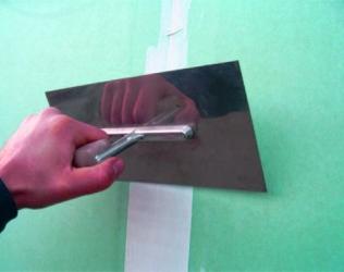 Шпаклевка гипсокартона: пошаговая инструкция