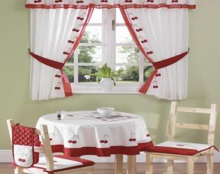 Дизайн штор для кухни: обзор фото новинок 2018 года, выбор цвета и вида, классические с ламбрекенами и на кулиске