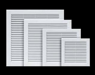 Вентиляционные решетки - самая важная информация