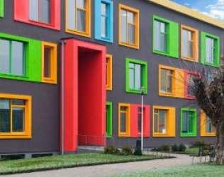 Разновидности красок для фасадов