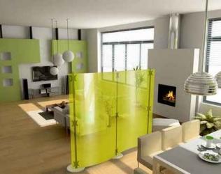 Как зонировать гостиную комнату