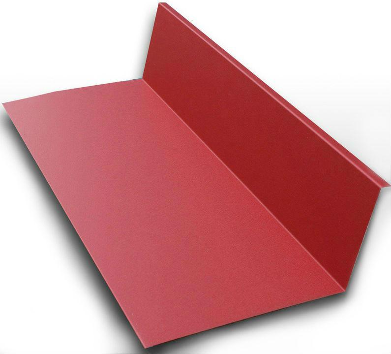Стыковая планка для места примыкания кровли к стене