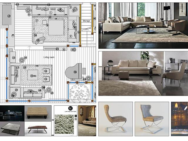 О значимости дизайна интерьера в квартире