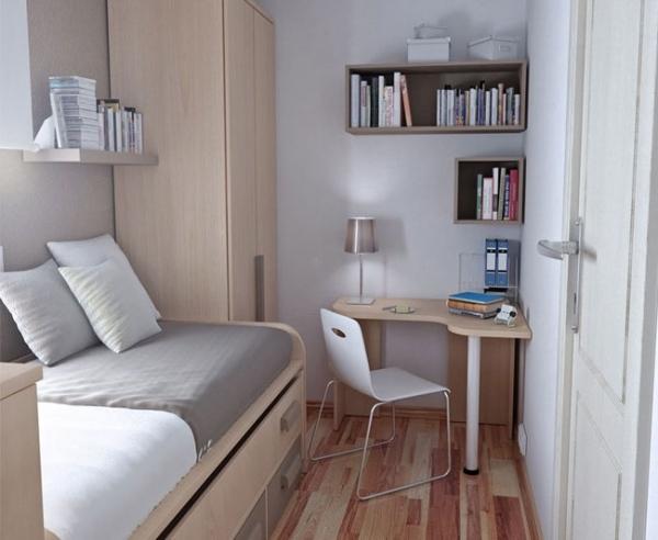 Как подобрать мебель для маленькой комнаты