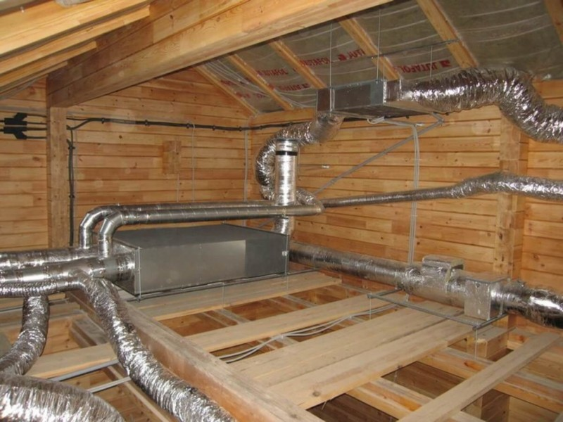 Практические рекомендации: вентиляция в кухонном помещении! Самостоятельное оборудование вентиляционных каналов!