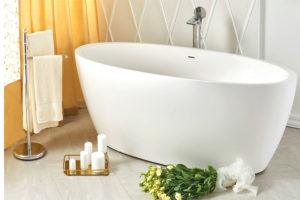 Выбираем акриловую ванну