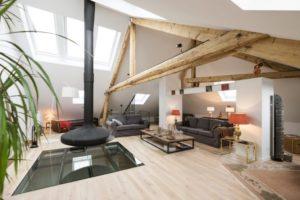 Преимущества и недостатки мансардной квартиры
