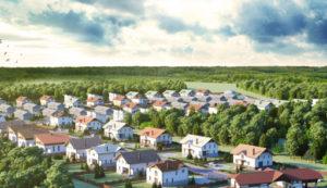 Коттеджные поселки: преимущества неоспоримы
